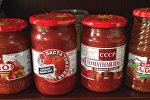 Tərkibində arzuolunmaz maddələr olan tomat pastaları