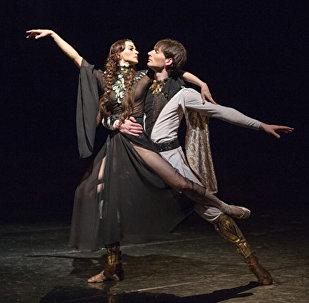 Балет Любовь и Смерть