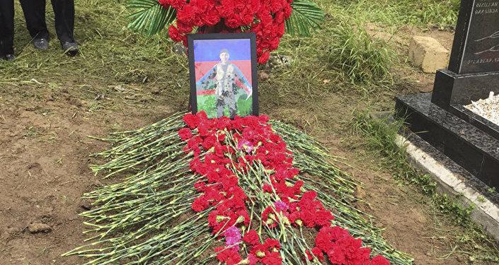 19 yaşlı şəhid Natiq Namiq oğlu Tahirli Lerik rayonunda dəfn edilib