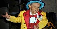 Dünyanın ən balaca boylu aktyoru kimi tanınan Mixay Mesaroş