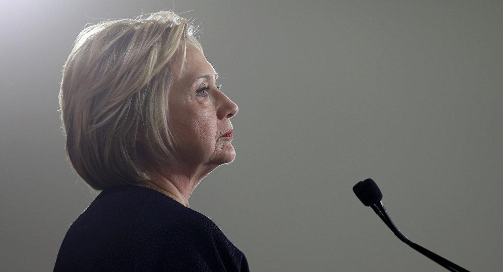 Впроцессе митинга впамять ожертвах 9/11 Клинтон стало плохо