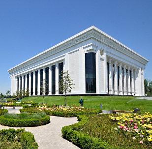 Дворец форумов Узбекистан в Ташкенте