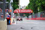Formula 1 üzrə Avropa Qran-prisi çərçivəsində GP2 seriyasının 12-ci mövsümünün Bakı mərhələsinin sıralama yürüşünə yekun vurulub
