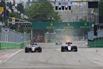 Формула 1 в Баку, фото из архива