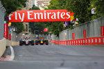 Формула 1 в Баку – второй день