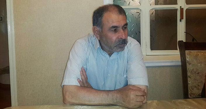 Şəhid atası Gülağa İmanov