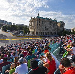 Гран-При Европы Формула-1, фото из архива
