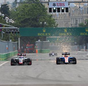 Гран-При Формулы-1 в Баку, фото из архива