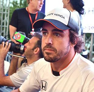 Fernando Alonso, arxiv şəkli