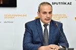 Самир Алиев, экономист