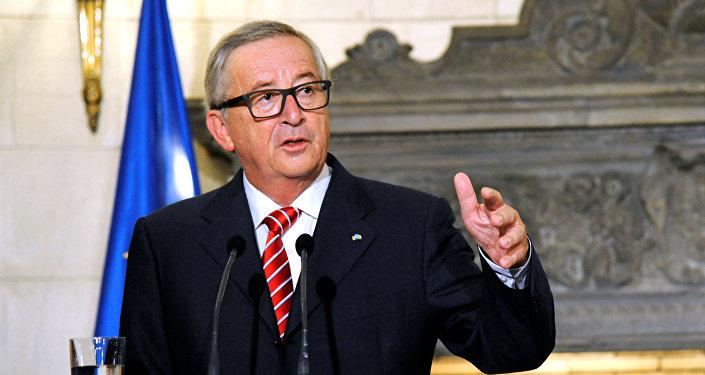 Глава Еврокомиссии Жан-Клод Юнкер, фото из архива
