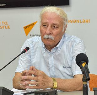 Тельман Зейналов, президент Национального центра экологического прогнозирования Азербайджана