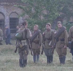 Крепость ведет бой: первые часы войны показали в Бресте