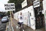 London sakini Avrpopa İttifaqı ilə bağlı referendumda səs verməyə gedir