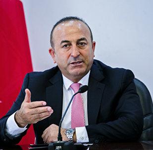 Mövlud Çavuşoğlu, Türkiyənin xarici işlər naziri