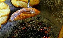 Хлеб занимает особое место в ежедневном рационе азербайджанцев