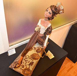Завораживающая красота кукол Фарах Алиевой