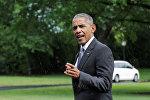 ABŞ prezidenti Barak Obama