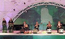 Габалинский международный музыкальный фестиваль. Архивное фото