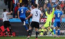 Футбол. Чемпионат Европы - 2016. Матч Германия - Словакия