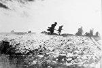 Birinci dünya müharibəsi. Britaniya ordusunun qərb cəbhəsində hücumu. 1917-ci il