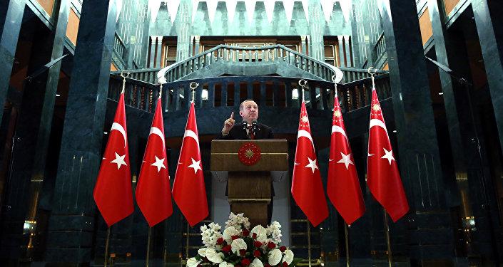 Rəcəb Tayyib Ərdoğan, Türkiyə prezidenti