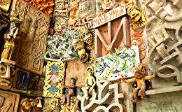 В мастерской: Мир Теймур Мамедов и магия глины