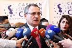 Вице-президент по экономическим вопросам SOCAR Сулейман Гасымов