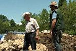 В Габале обнаружен курган, которому 3 тысячи лет