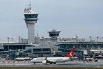 Международный аэропорт Ататюрк – крупнейший небесный причал Турции. Архивное фото