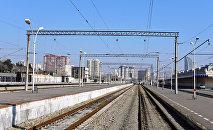 Бакинский железнодорожный вокзал