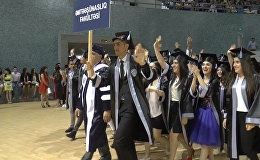 Выпускников Экономического университета чествовали в Баку