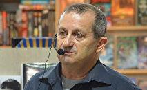 Яков Кедми, бывший глава спецслужбы Натив