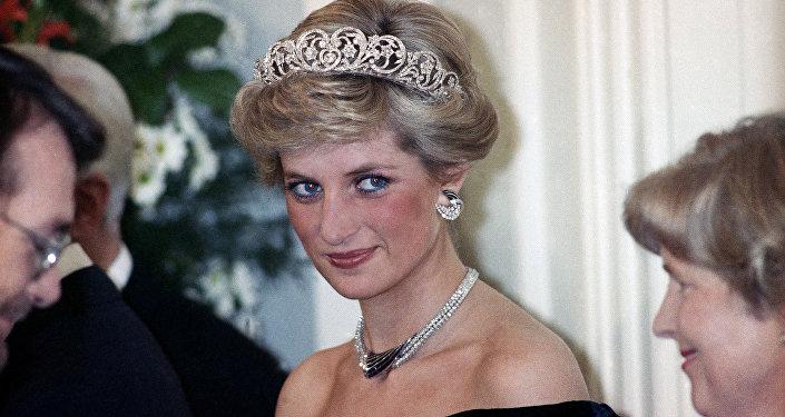 Принцесса Уэльская Диана