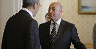 Глава МИД РФ Сергей Лавров провел встречу с турецким коллегой Мевлютом Чавушоглу