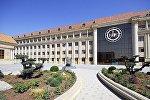 Baku Steel Company zavodunun inzibati binası