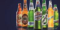 Пиво компании Балтика-Баку