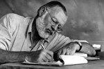 Amerikalı yazıçı Ernest Miller Heminquey