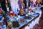Bakıda birinci Beynəlxalq Dolma Festivalı keçirilib