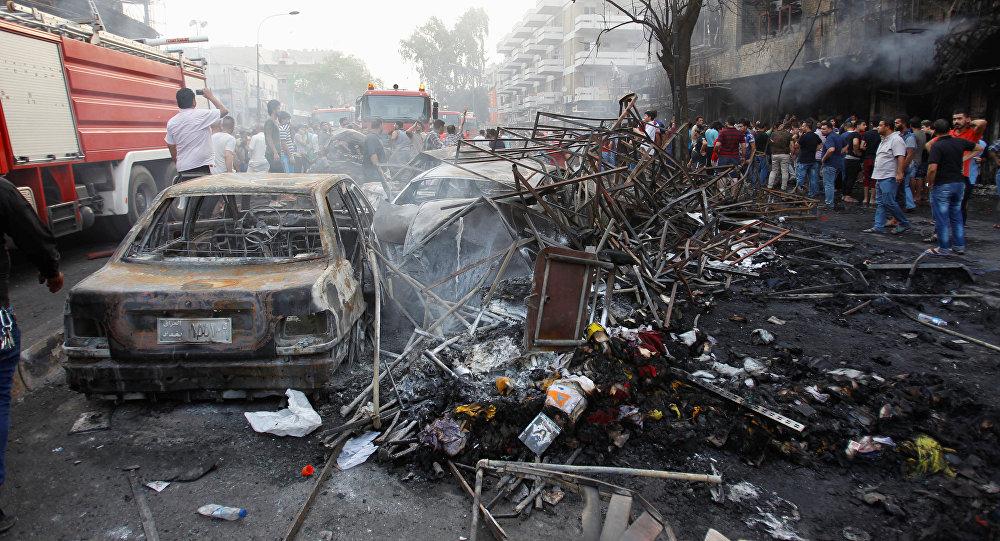 ВИраке пятерых человек казнили затерроризм