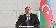 İlham Əliyev, Azərbaycan Respublikasının Prezidenti