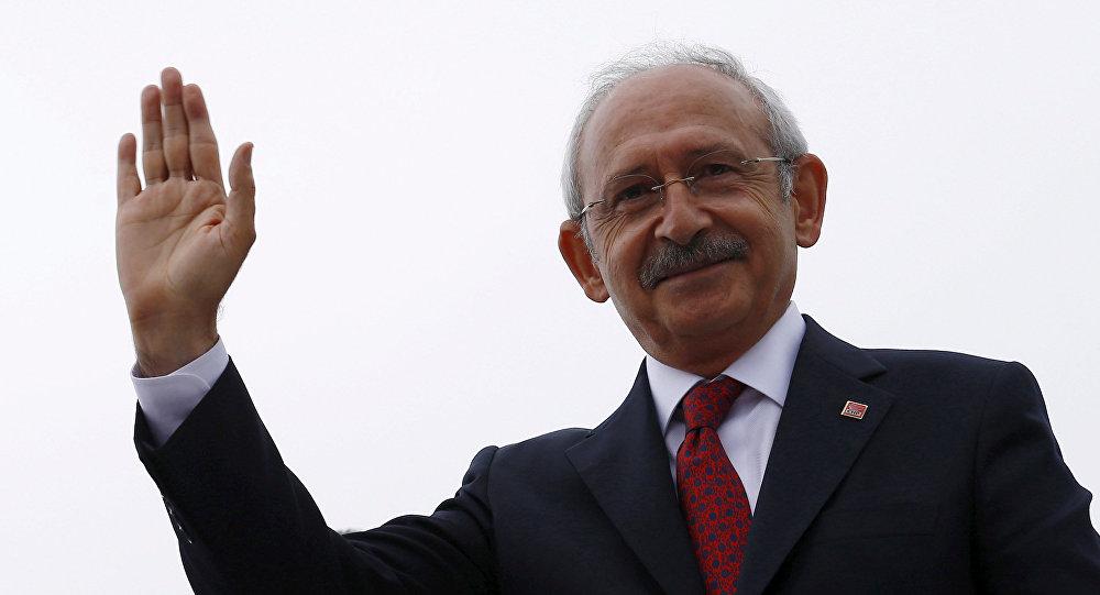 Kamal Kılıçdaroğlu, Türkiyənin Cümhuriyyət Xalq Partiyasının sədri