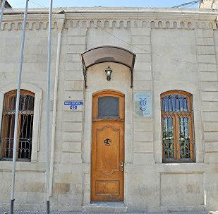 YUĞ Dövlət Teatrının binası