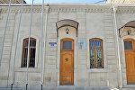 YUĞ Dövlət Teatrının binası. Arxiv şəkli