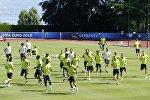 Futbol üzrə Almaniya yığmasının oyunqabağı son təlim-məşq toplantısı