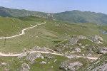Qusar rayonu Laza kəndi. Arxiv şəkli