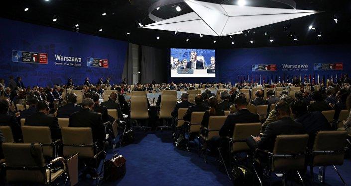 NATO-nun Varşava sammitinin iştirakçıları