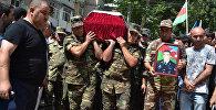 Похороны Рагима Тагиева