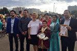 Azərbaycan Moskvada keçirilən Milli Mətbəx Festivalında təmsil olunub