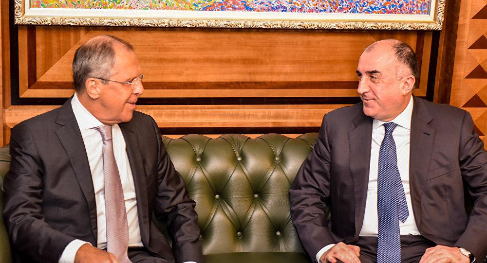 Руководитель  МИД РФ  посетит Азербайджан